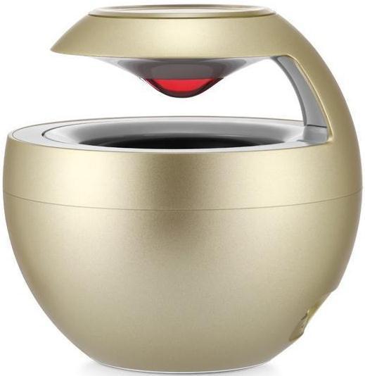 Huawei Bluetooth Speaker AM08 gold Микрофон можно использовать в качестве спикерфона