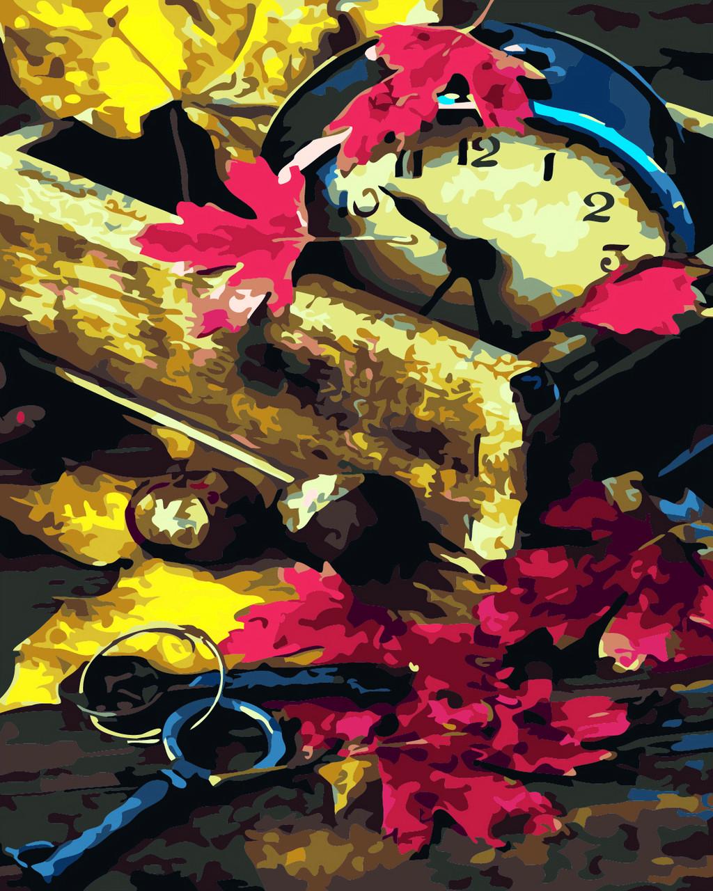 Художественный творческий набор, картина по номерам Осень, 40x50 см, «Art Story» (AS0300)