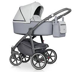 Детская коляска универсальная 2 в 1 Riko Marla 03 Stone (Рико Марла, Польша)