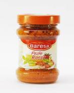 "Соус красный  ""Pesto siciliano"" ""BARESA"" 190g"