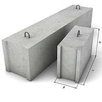 ФБС 9-4-6 Фундаментный блок 4-ка (тройка-треть)