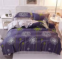 Двуспальное постельное белье бязь голд - Одуванчик релакс