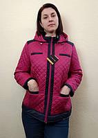 Демисезонная женская куртка с капюшоном, Lawine, фото 1