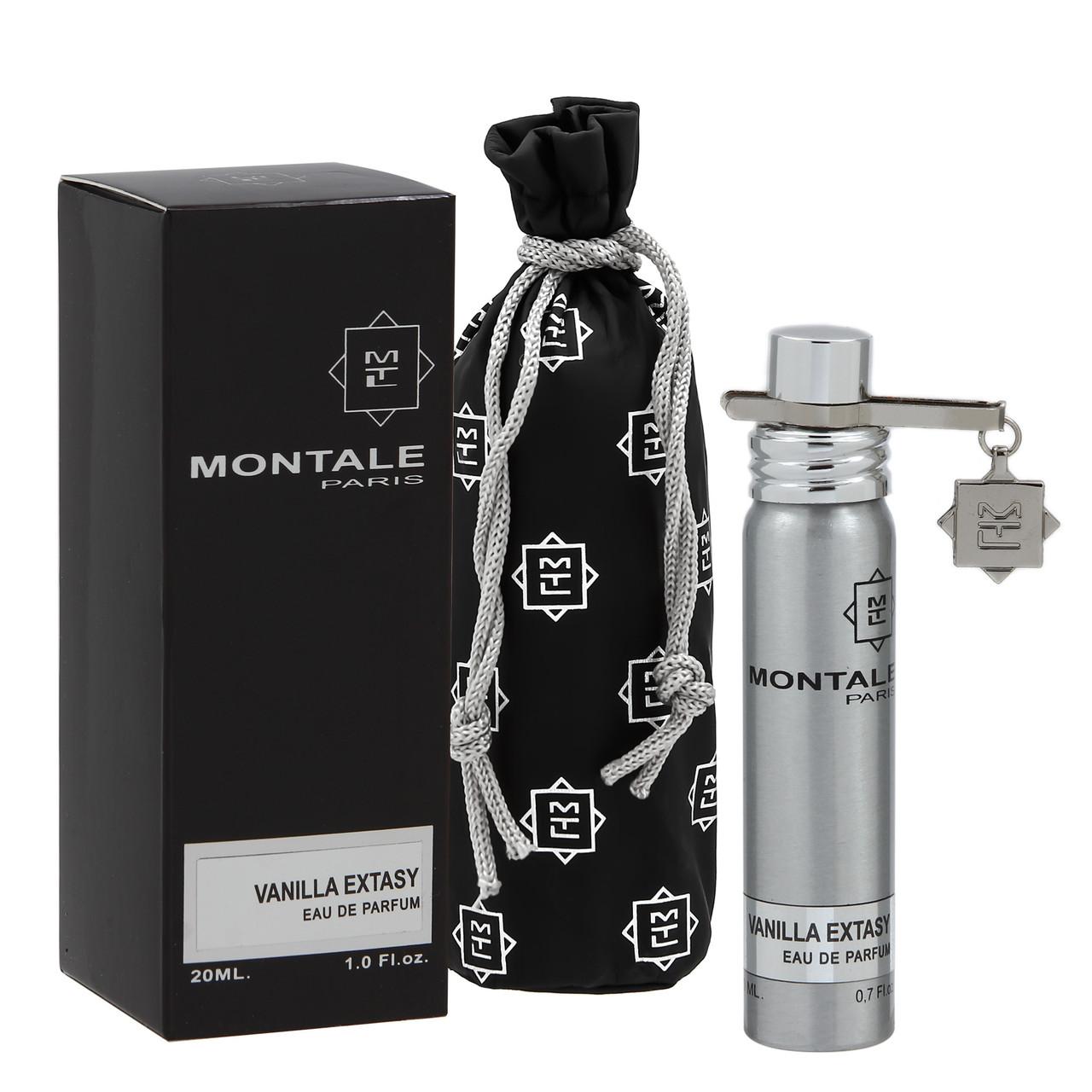 Парфюмированная вода с феромонами женская Montale Vanilla Extasy, 20 мл