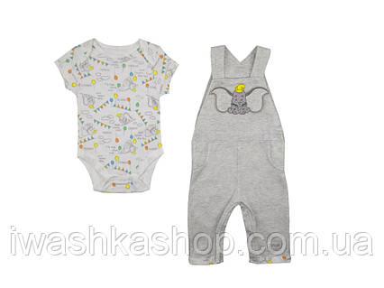 Комплектом боди и комбинезон на мальчика 3 - 6 месяцев, р. 68,  Primark / Disney baby
