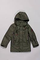 Куртка демисезонная для мальчиков (116-140)