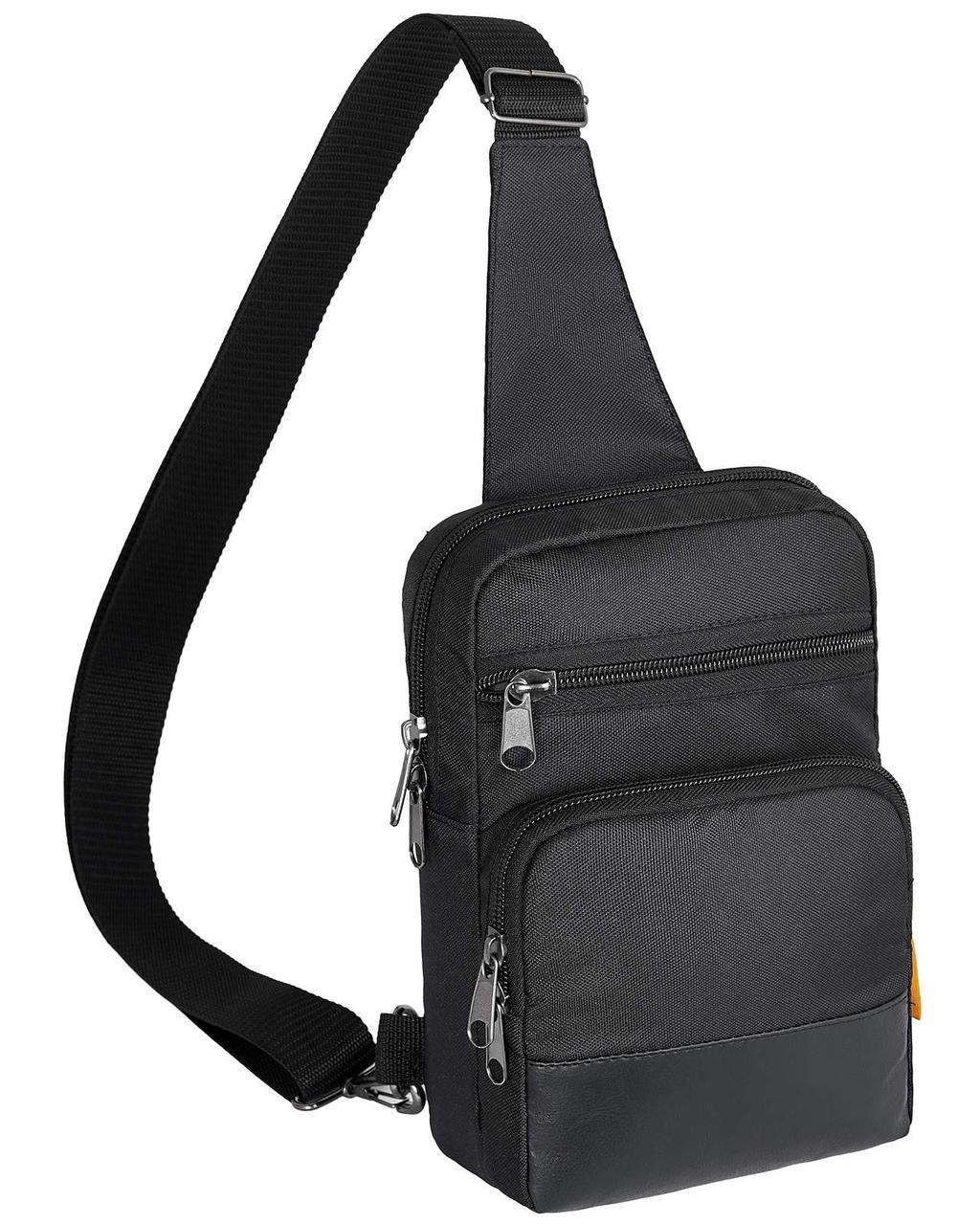 Городской рюкзак на одно плечо Surikat Sling (19*25.5*9.5 см)