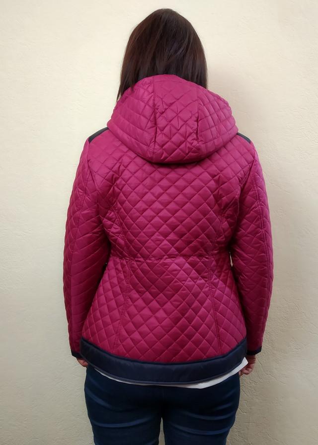 Демисезонная женская куртка с капюшоном, Lawine