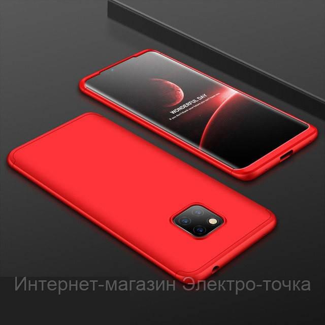 Накладка пластиковая GKK LikGus 360 градусов для Huawei Mate 20 Pro