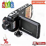 Видео регистратор P9 с 2 камерами