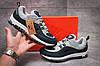 Кроссовки мужские  в стиле Nike Aimax Supreme, темно-синие (12674) [  42 (последняя пара)  ], фото 2