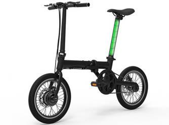 """Электровелосипед для города B6 16"""" складной"""