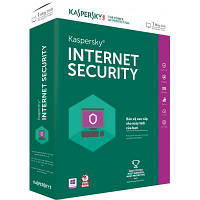 Антивирус Kaspersky Internet Security 2018 Multi-Device 1 ПК 1 год Base Box (5060486858156)