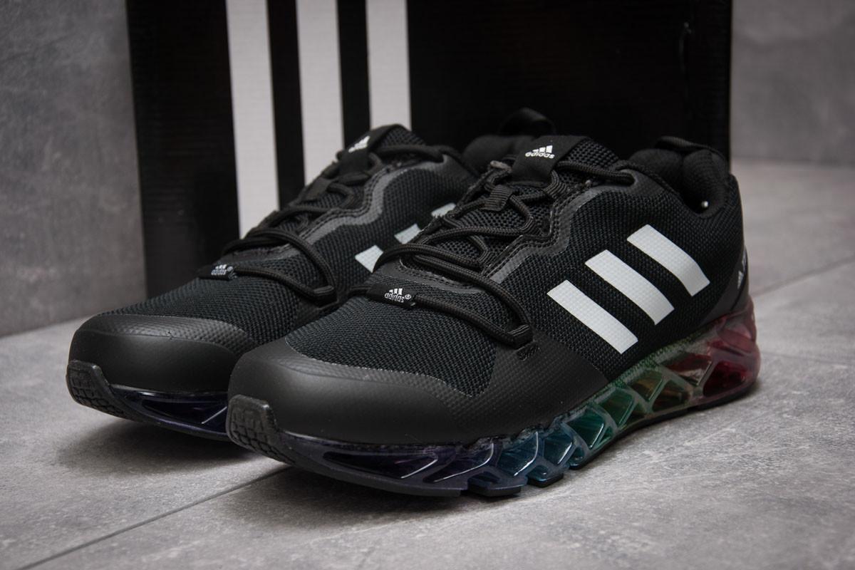 Кроссовки мужские  в стиле Adidas Terrex, черные (13594) [  43 (последняя пара)  ]
