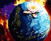 Художественный творческий набор, картина по номерам Планета, 40x50 см, «Art Story» (AS0309), фото 1