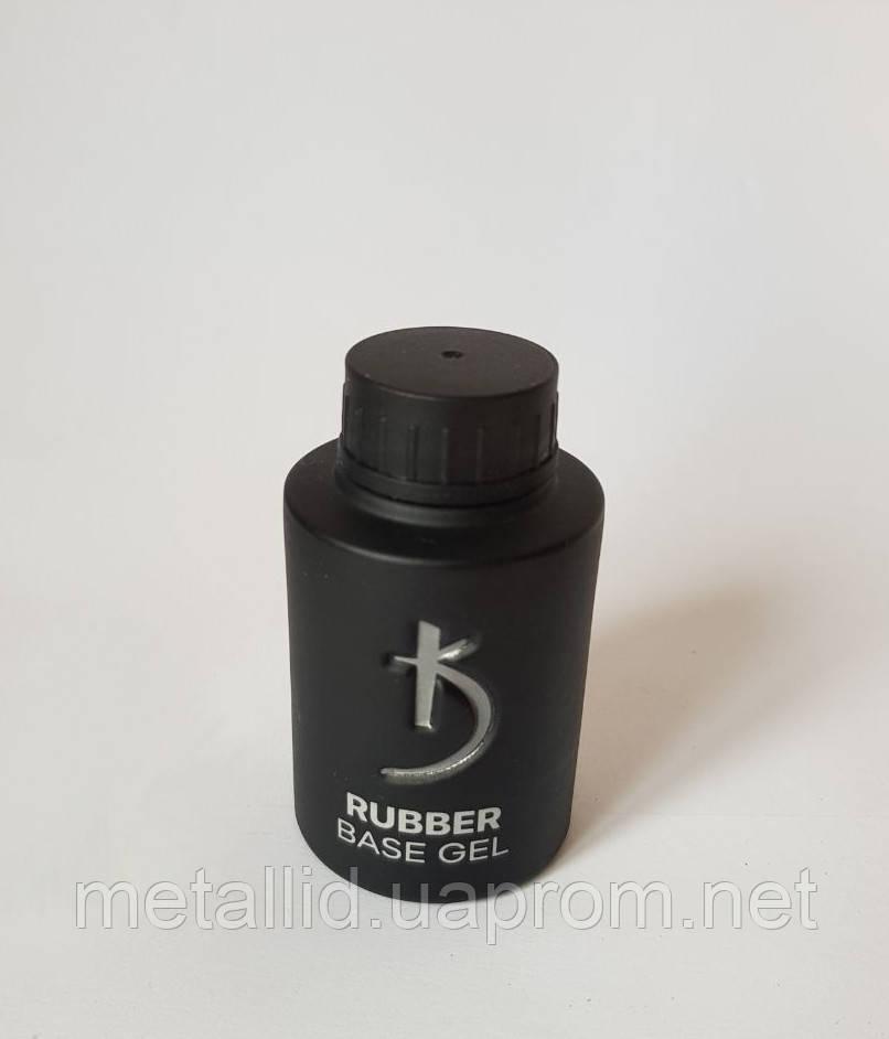 Базовое покрытие kodi 35 ml,базове покриття для нігтів kodi