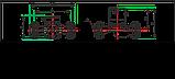 Циркуляционный насос Shimge CPHB 12-50F, фото 3