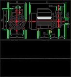 Вихревой поверхностный насос Shimge QB 60L, фото 3