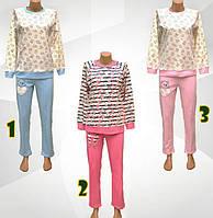 1cba707cc8bba Пижама подростковая комбинированная. Легкая пижама для подростка.  Подростковая комбинированная пижама