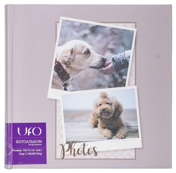 Альбом UFO 10x15x200 C-46200 Dog
