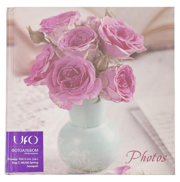 Альбом UFO 10x15x200 C-46200 Spring bouquet