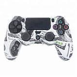 Защитный чехол на джойстик геймпад DualShock 4 для Sony PlayStation 4 PS4 Slim PRO (Доллар) Контроллер , фото 3