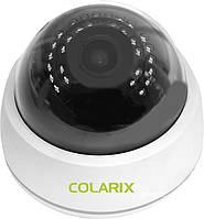 Камера IP WiFi 32Гб внутренняя варифокальная Colarix CAM-IIV-002 2Мп (2,8-12 мм)