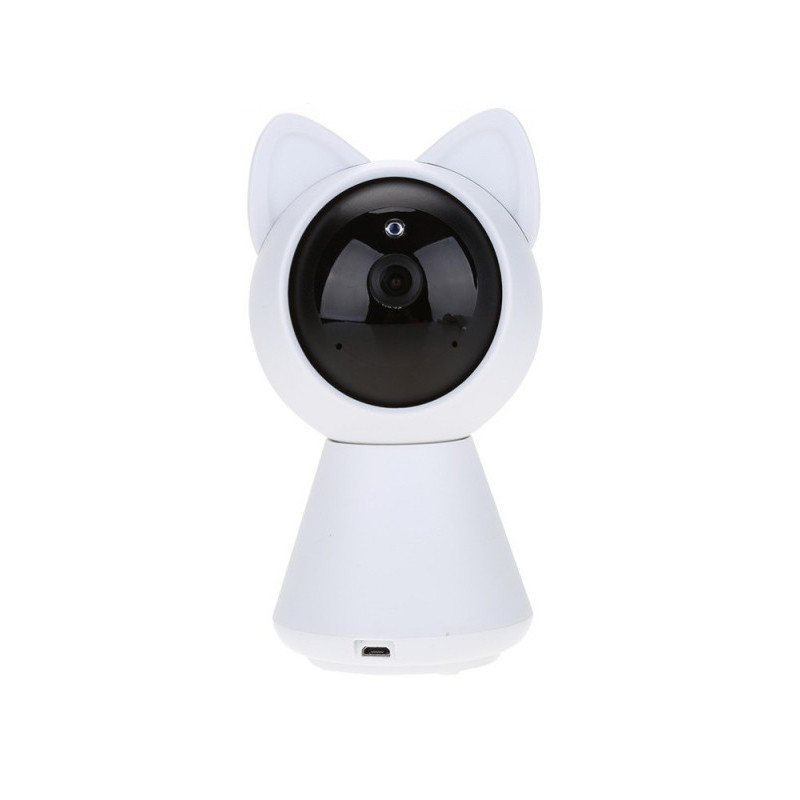 IP Wi-Fi видеокамера поворотная Colarix Simara 010 white
