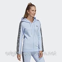 Женская толстовка Adidas Zip DU9861  , фото 3
