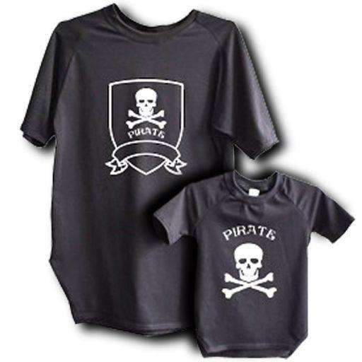 Парные футболки для папы и сына в Днепре