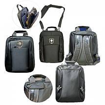 """Рюкзак - сумка для ноутбука """"Josef Otten"""", фото 3"""