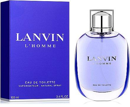 lanvin мужские