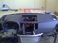 Ремонт торпедо после сработки подушки безопасности