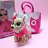 """Интерактивная игрушка """"Собачка Кикки"""" M 3641-N-UA 22 см в сумочке, фото 2"""