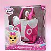 """Интерактивная игрушка """"Собачка Кикки"""" M 3641-N-UA 22 см в сумочке, фото 3"""