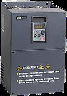 Преобразователь частоты CONTROL-L620 380В, 3Ф 30-37 kW IEK