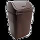Ведро для мусора с поворотной крышкой 5 литров, фото 7