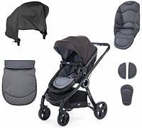 Набор текстиля к коляске Chicco Urban Набор текстиля к коляске Urban Chicco темно серый, фото 1