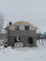 Будівництво будинків, складів, ангарів, навісів під ключ., фото 1