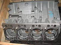 Блок цилиндров дв. ЕВРО-2, ЕВРО-3 под ТНВД BOSCH (пр-во КамАЗ)