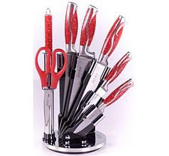 Красный набор ножей 8 предметов Zurrichberg ZB 5003R набор для кухни ножи