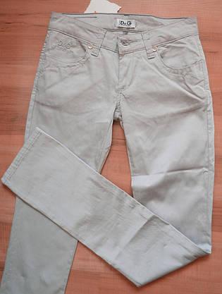 Женские джинсы D&G1381 (копия), фото 3