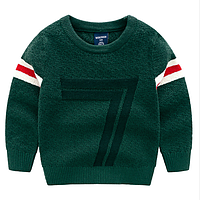 Теплый качественный свитер на осень  , Распродажа! Скидка -30% : 100см,110см,120см,130см,140см