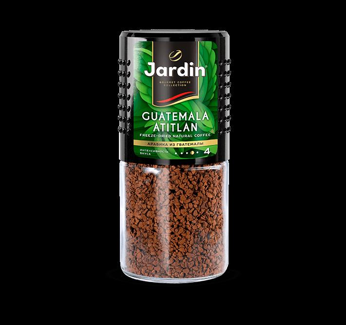 Кофе JARDIN Guatemala Atitlan №4 95г