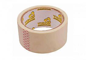 Лента малярная бумажная самоклеющаяся 48 мм x 21 м. - VIROK