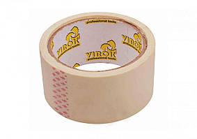 Лента малярная бумажная самоклеющаяся 30 мм x 21 м. - VIROK