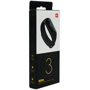 Оригинальный Фитнес-браслет Xiaomi Mi Band 3 (Black), фото 2