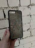 Чехол для Iphone 8+, (STONE) color: ReeBlack Iphone, фото 2