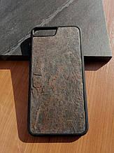 Чехол для Iphone 8+, (STONE) color: ReeBlack Iphone