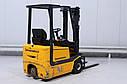 Електронавантажувач Jungheinrich EFGDH12.5, 1250 кг, 2001р., 2200 м/год, візок!, фото 2